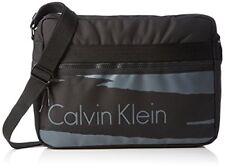 Calvin Klein Jeans Cooper Messenger Borsa a Tracolla Uomo Nero (black (u3f)
