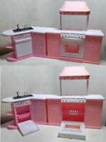 Mobili Barbie Folding Pretty House, Kitchen Playset, Arcotoys by Mattel 1996