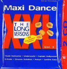 Maxi Dance XXL 2 (1996) Blümchen, E-Rotic, Culture Beat, Centory, Fugee.. [2 CD]
