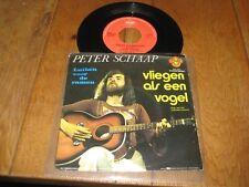 Peter Schaap.A.Vliegen als een vogel.B.Luiken voor de ramen. . (485)
