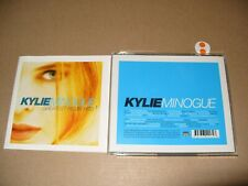 Kylie Minogue Greatest Remix Hits 1 - 1998 2 cd + Inlays Ex+ condition