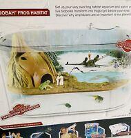Uncle Milton Star Wars Science - DAGOBAH Frog Habitat Frog Aquarium New SEALED