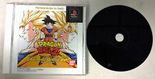 Dragon Ball Z: Ultimate Battle 22 Japan Import (Sony PlayStation 1, 1995)