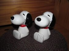 Charlie Brown, Peanuts Collectible's 1966 Snoopy Bookends / Paper Weights