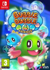 Bubble Bobble 4 Friends SWITCH neuf sous blister