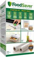 FoodSaver Accessory Starter Kit