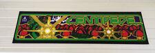 1980 Atari Centipede Arcade Machine Marquee Brand new Screen Printed