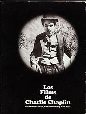 LOS FILMS DE CHARLIE CHAPLIN de G. D. McDonald, M. Conway y M. Ricci.