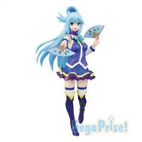 "God's Blessing To This Wonderful World! Premium Figure ""Aqua"" SEGA Japan"