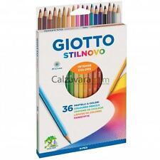 PASTELLI FILA GIOTTO STILNOVO DA 36 COLORI - ART.256700