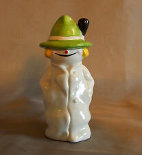 Hummel Goebel Whoosit Clown Figurine Green Hat White Coat W Germany 4 1/2""