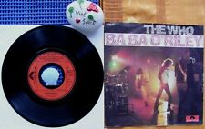 THE WHO BABA O`RILEY★I Can`t Explain★Polydor 2058 217