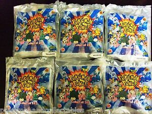 RARE - POKEMON 2000 POWER BURGER KING TOYS - GREAT GIFT