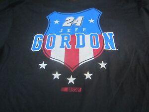 Jeff Gordon #24  NASCAR Racing   3XL  Long Sleeve T-Shirt   A5
