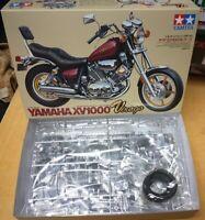 14044 Yamaha XV1000 Virago motorcycle Tamiya 1/12 plastic model kit