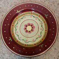 "Zrike BROCADE 10 3/4"" Dinner Plates Set of 4"