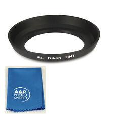 HN-1 HN1 Metal Lens Hood For Nikon AF 24MM F 2.8D F2.8 AF 24mm f 2.8D Lens Pro