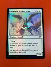 1x Sustainer of the Realm   FOIL   Iconic Masters   MTG Magic Cards