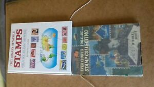 2 Stamp Catalogues One Looks Very Old One New Old One By Micheal Scott