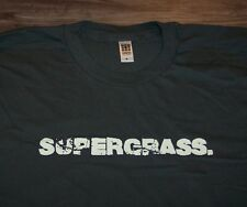SUPERGRASS T-Shirt Band MEDIUM NEW