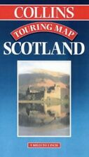 Scotland (Touring Map) by Scottish Tourist Board Sheet map, folded Book The Fast