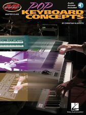 Pop Keyboard Concepts - Musicians Institute Master Class Instructional 000145419