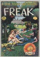 The Fabulous Furry Freak Brothers #3 1980 VG