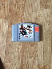 Nba Live 98 Nintendo 64 N64 Game Cart Works NG1
