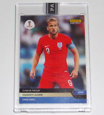 HARRY KANE CLASS OF 2018 WORLD CUP BLACK 1/1 PANINI INSTANT CARD #10 GOLDEN BOOT