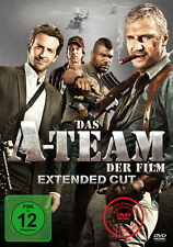 Das A-Team - (Der Film) - (Extended Cut + Kinofassung) - Liam Neeson - DVD