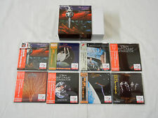 Van der Graaf Generator JAPAN 8 titles Mini LP SHM-CD PROMO BOX SET