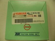YAMAHA PISTON RING SET SRX600 XT600 ROAD STAR GRIZZLY