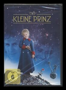 DVD DER KLEINE PRINZ - GENE WILDER - Märchen für Kinder *** NEU ***