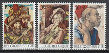 Belgique / Belgien Nr. 1562-1564** Wandteppiche