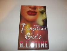 Dangerous Girls by R. L. Stine PB new
