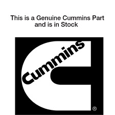 New! Original Cummins Label-Model Ident  0098-7349-04