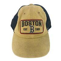 Boston Red Sox 47 Brand MLB Adjustable Baseball Hat Cap One Size RN70547 CA54267