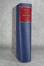 CARNET DE LA SABRETACHE. 1908. DEUXIEME SERIE. SEPTIEME VOLUME.