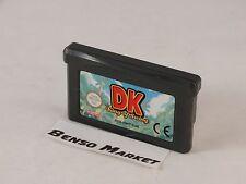 DK DONKEY KONG KING OF SWING - NINTENDO GAME BOY ADVANCE GBA e DS NDS CARTUCCIA
