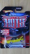 Hot Wheels Ultra Hots '64 Pontiac GTO Yellow with Black NEW