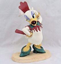 "WDCC ""Daisy's Debut"" figurine from Walt Disney's Don Donald *COA*NIB* LE"