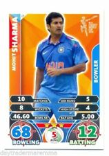 Topps India Cricket Trading Cards