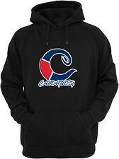 Camaguey Baseball Sweater Hoodie for Men Color Black-Grey-Blue