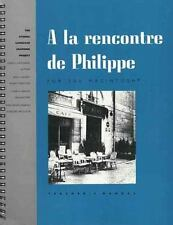 A la rencontre de Philippe: An interactive video program for the Macintosh (Yale