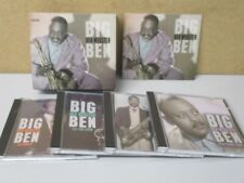 BEN WEBSTER: Big Ben 4-CD Boxset (Best Of/Jazz/Tenor Saxophone) Cotton Tail