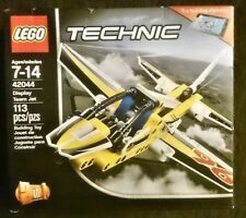 LEGO TECHNIC 42044 Display Team Jet 113 Pieces 2 In 1 RARE RETIRED