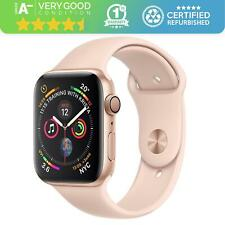 Apple Watch Series 4 40mm | GPS | Gold Case & Pink Sand Sports Band