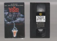 THE WITCHES OF EASTWICK Horror VHS video Movie Gore Cult Slasher Sex CHER