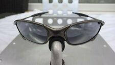 Oakley X Metal Juliet Sunglasses Carbon Frame - Black Ird Lens CJ Serial