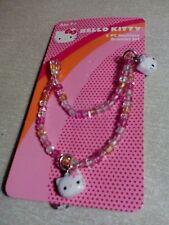 HELLO KITTY bracelet et collier
